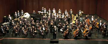 The award winning Dearborn Symphony Orchestra